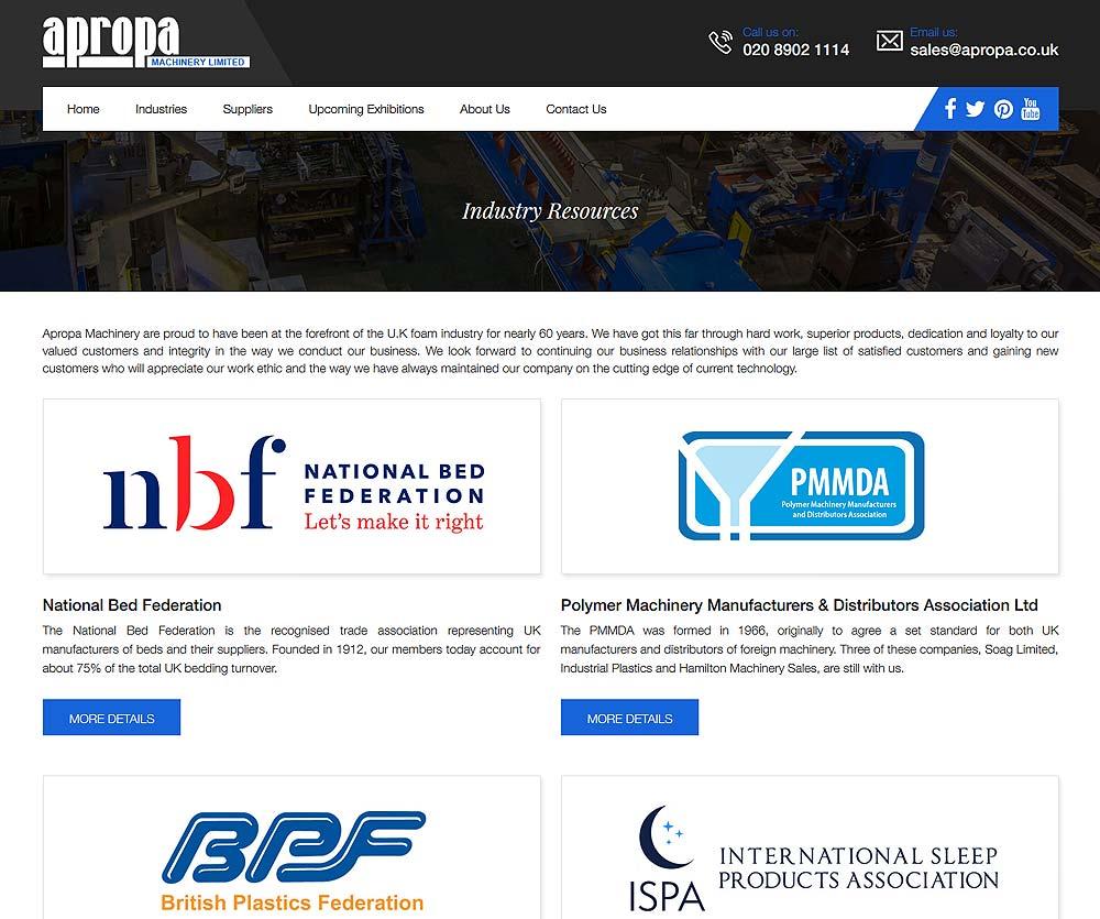 Apropa Machinery Limited