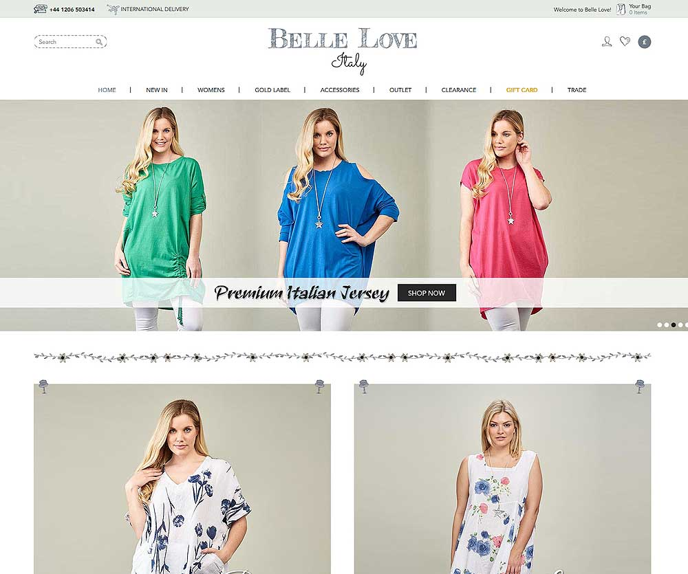 Belle Love Clothing