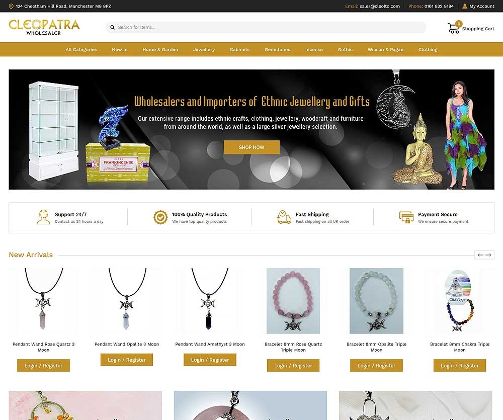 Cleopatra Trading Limited