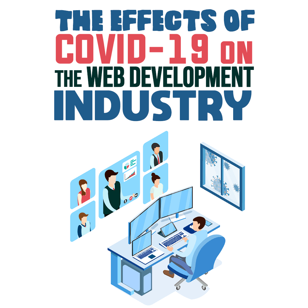 Understanding the Covid-19 Effects on Web Development Industry