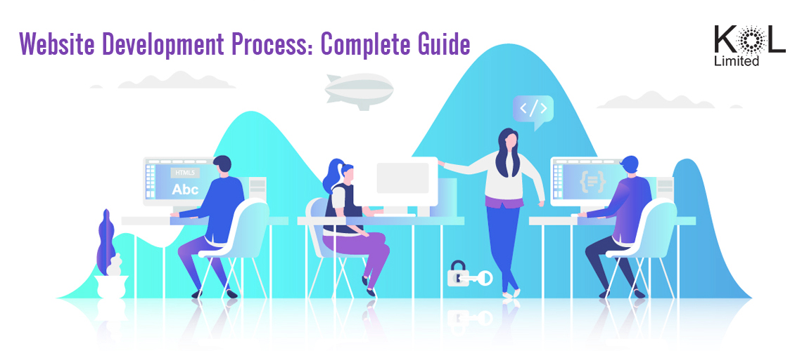 Website Development Process: Complete Guide