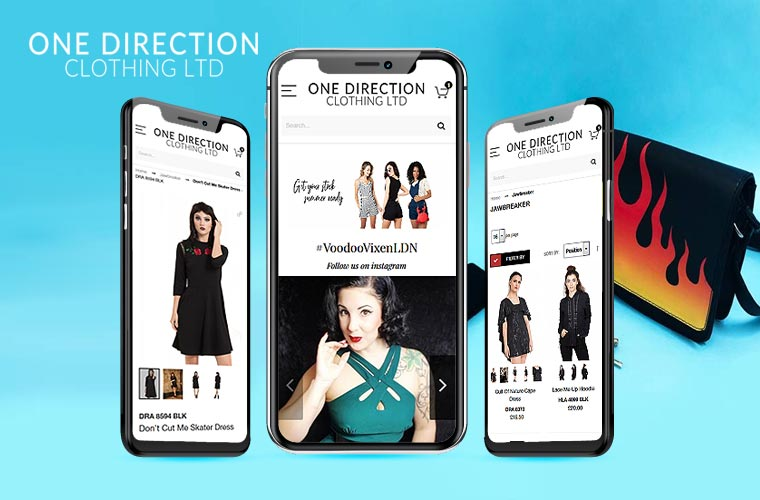 One Direction Clothing