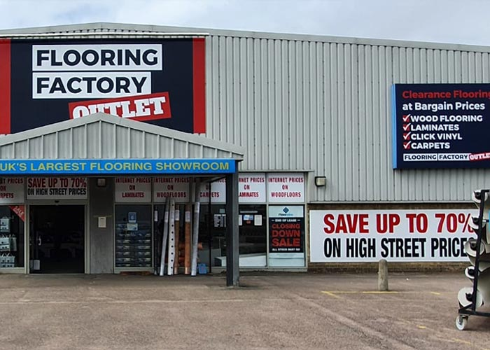 Flooring Factory Outlet