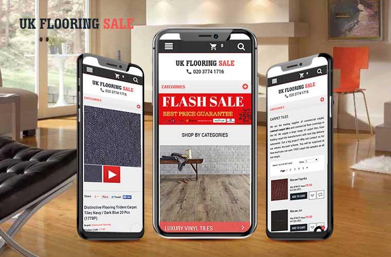 UK Flooring Sale