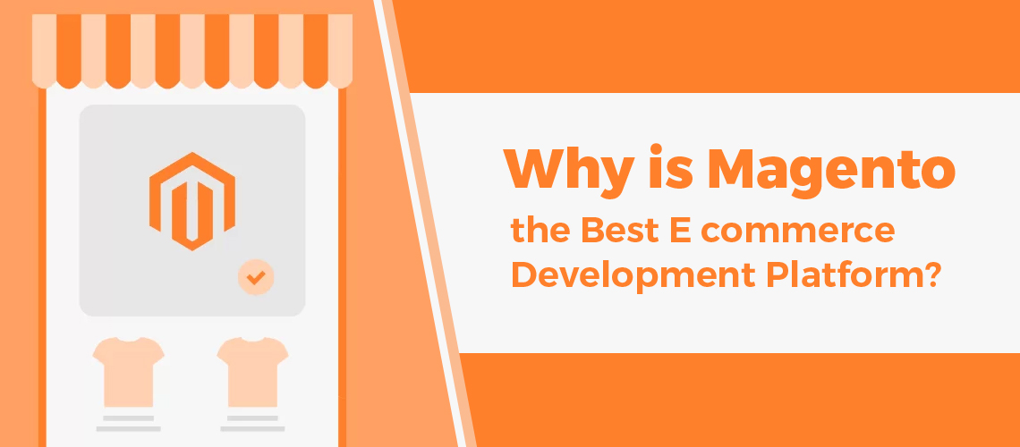 Why is Magento the Best E commerce Development Platform?