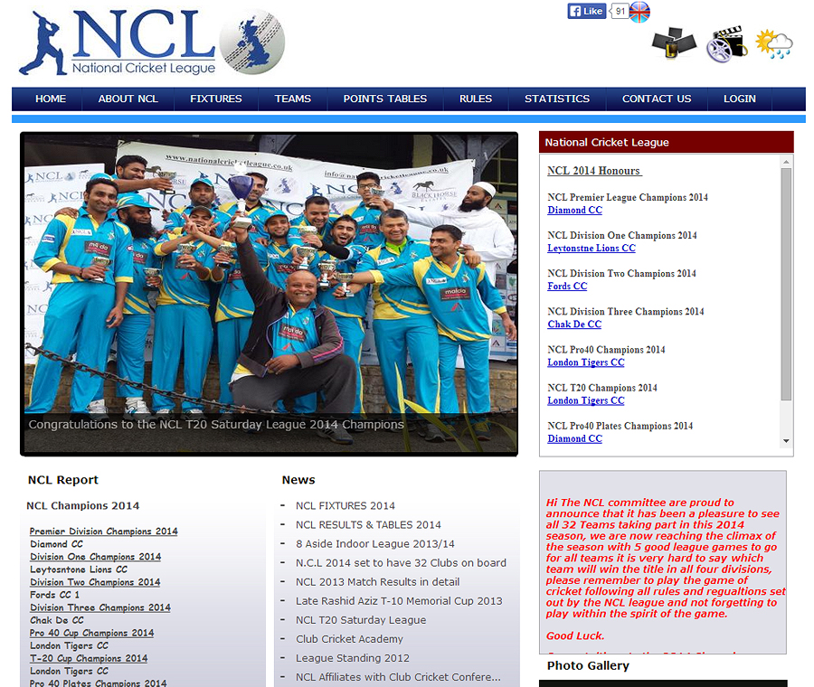 National Cricket League