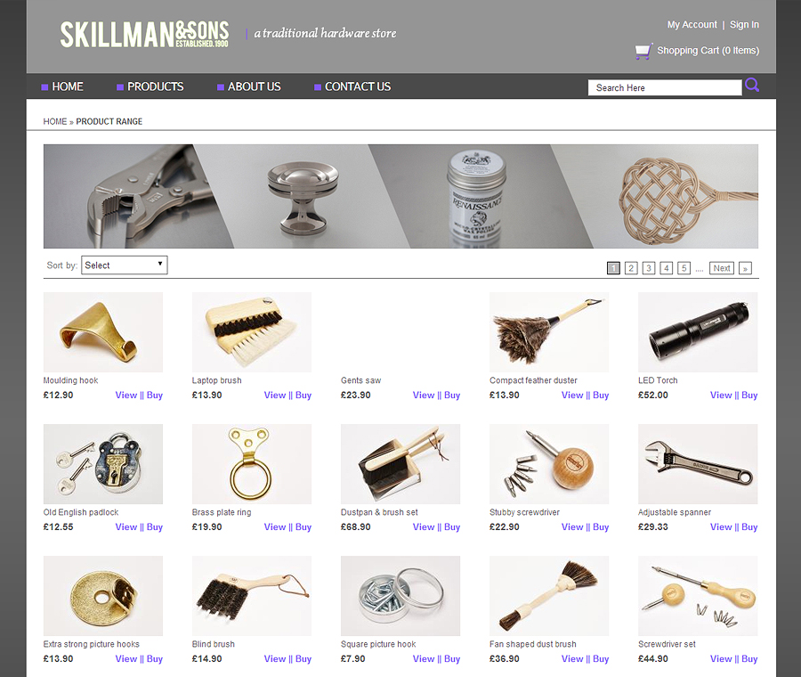 Skillman and Sons