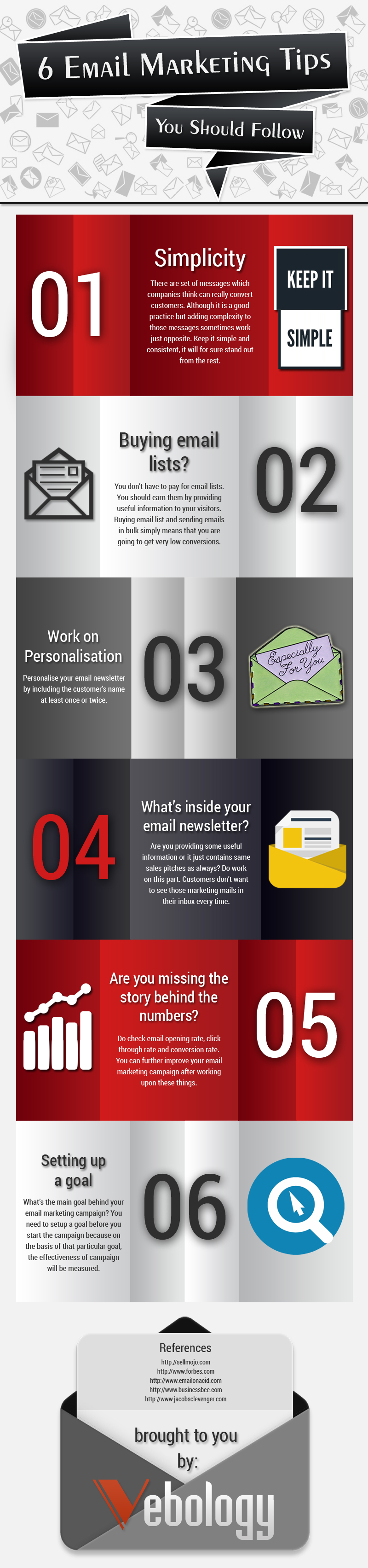 6 Email Marketing Tips You Should Follow