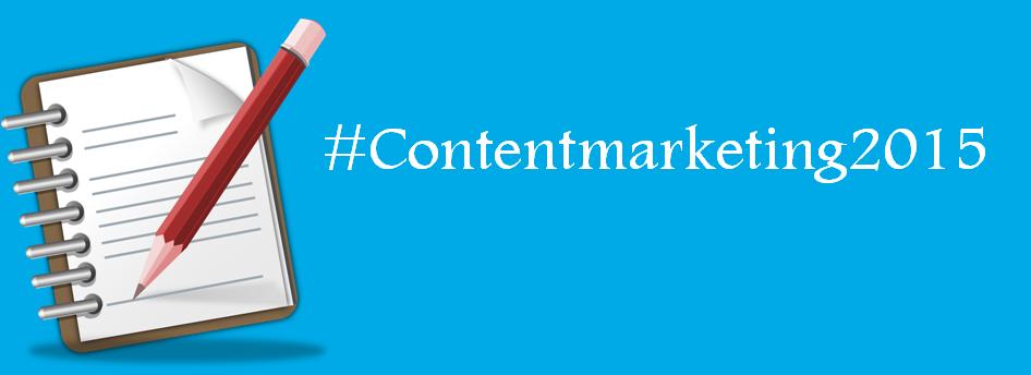 contentmarketing 2015