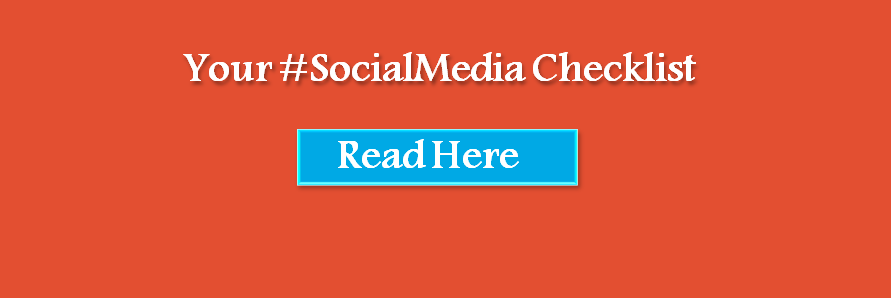 social sharing checklist facebook