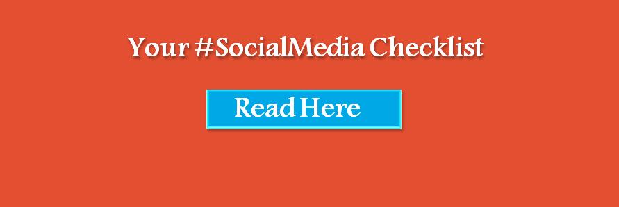 social sharing checklist facebook