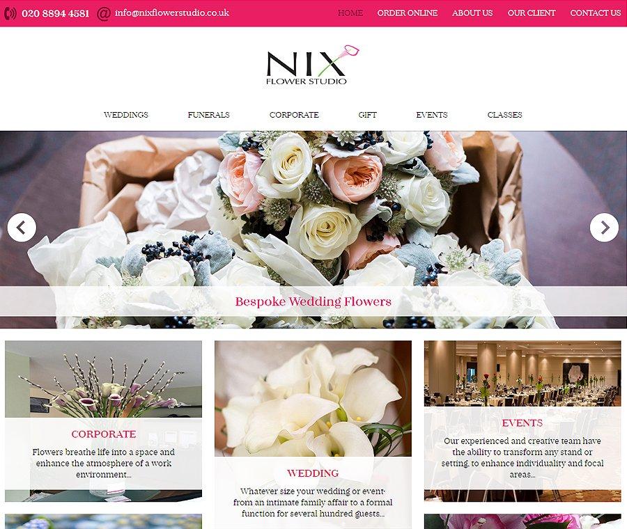 Nix Flower Studio