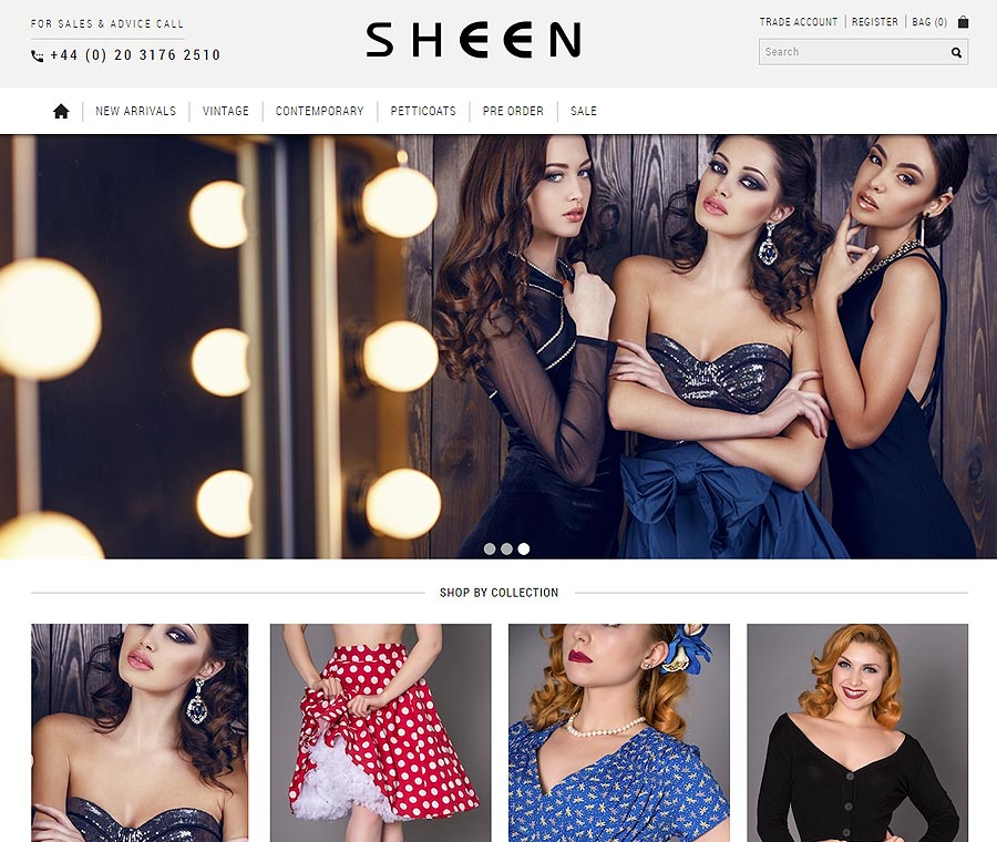 Sheen Clothing