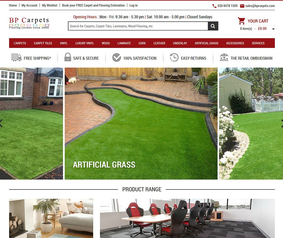 BP Carpets