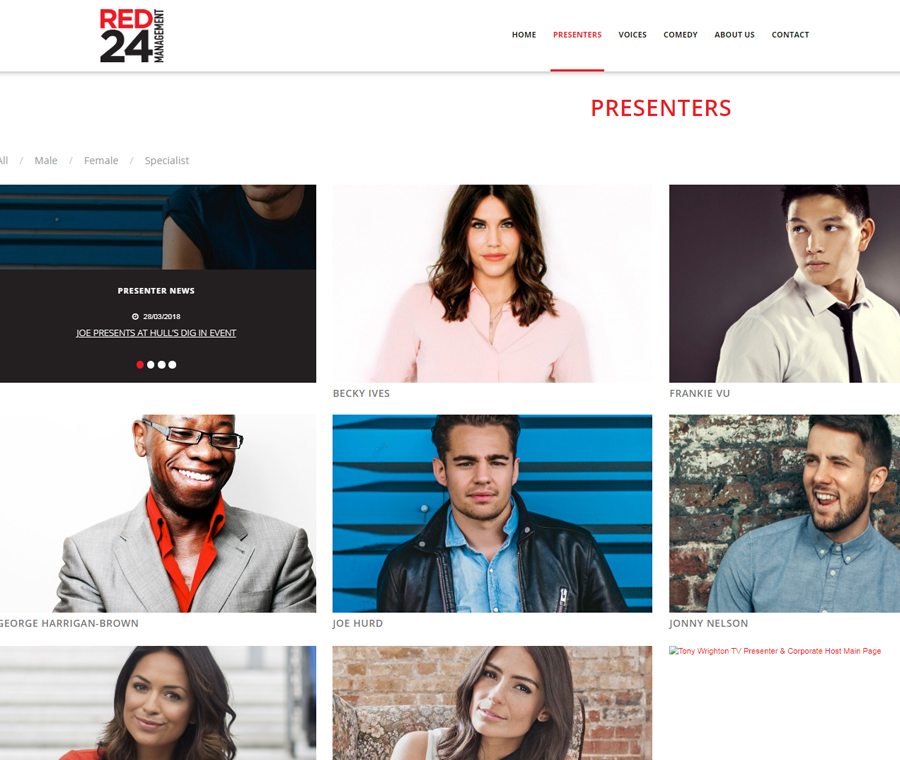 Red24Management