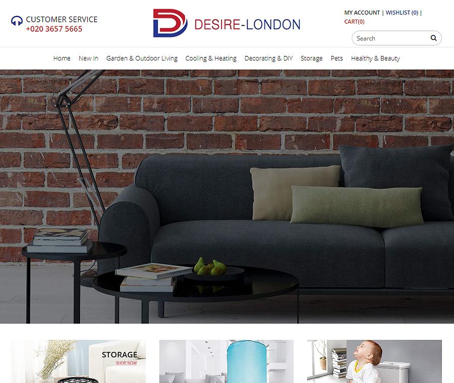 Desire London