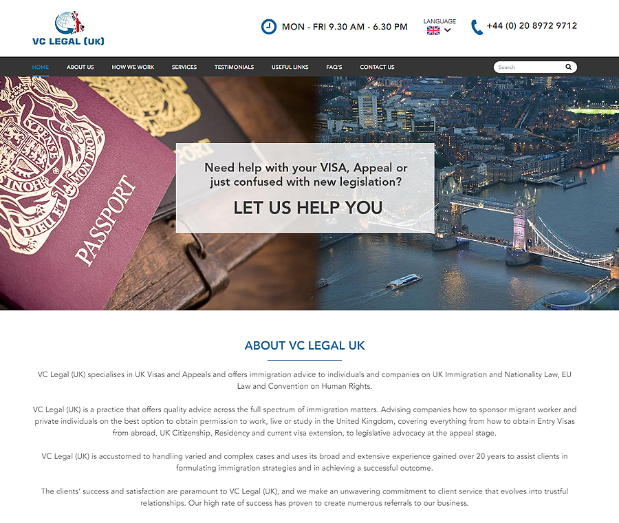 VC Legal UK