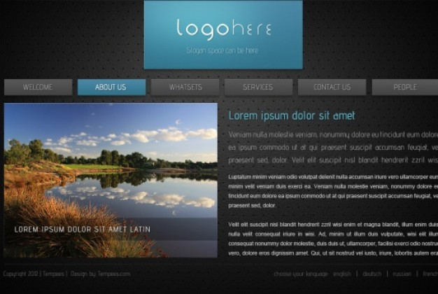 html-website-template-dark-style_350-292935396